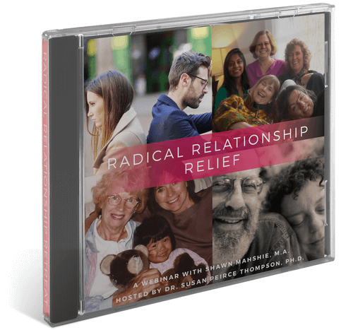 Radical Relationship relief audio series by shawn mahshie