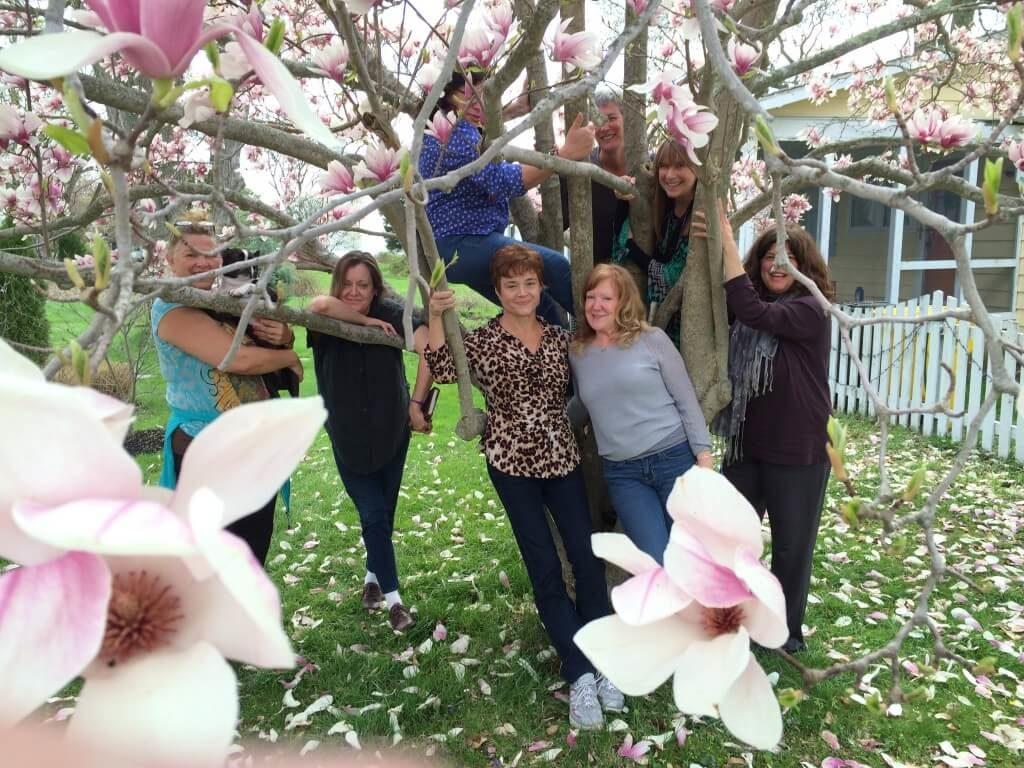 shawn mahshie spring retreat